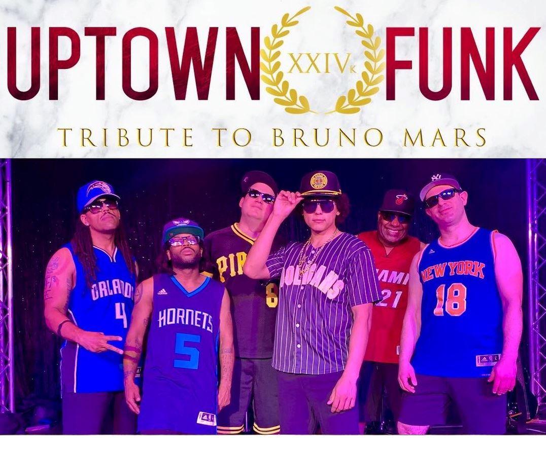 Uptown Funk: Tribute to Bruno Mars