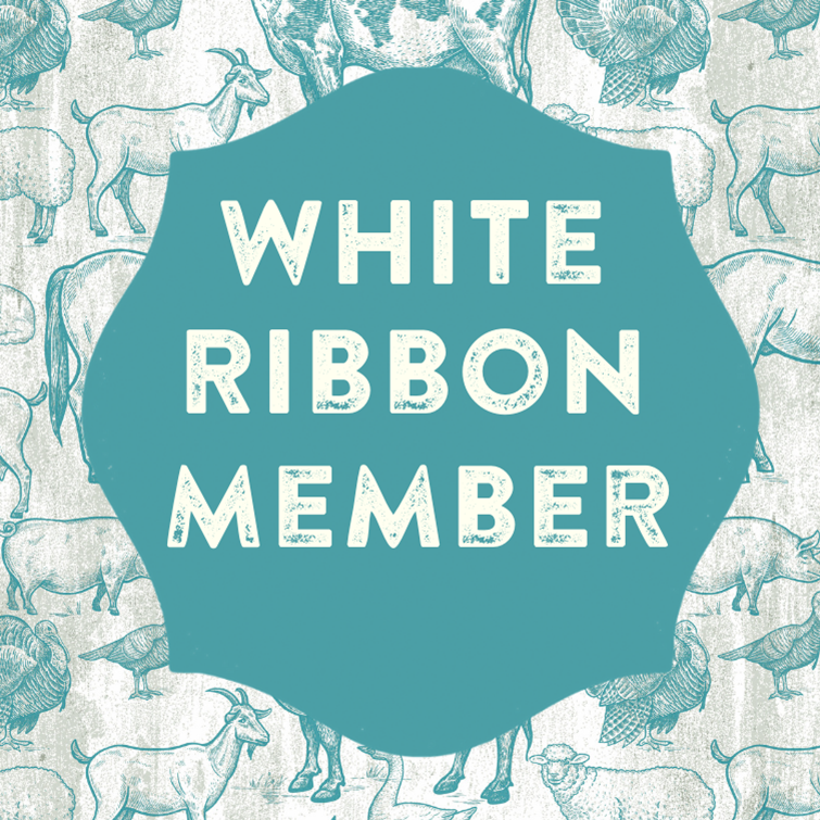 White Ribbon Member