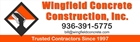 Wingfield Concrete Const.