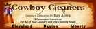 Cowboy Cleaners - Liberty, Dayton, Cleve