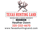 Heather Dawn at Texas Hunting Land