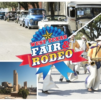 West Texas Fair Amp Rodeo Parade