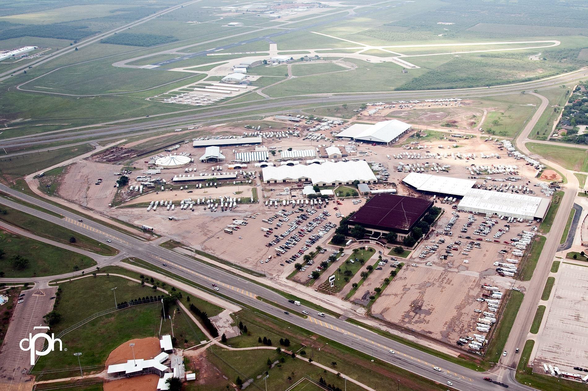 West Texas Fair 2020.History