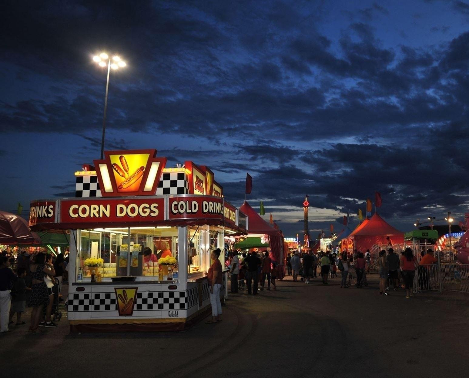West Texas Fair 2020.Vendors