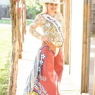 West Texas Fair 2020.West Texas Fair Rodeo Queen Information