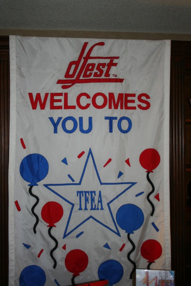 DFEST, the Dixie Flag Event Services Team, invites you to join us at the Hospitality Suite.