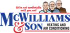 McWilliams & Son Heating and Air Conditi