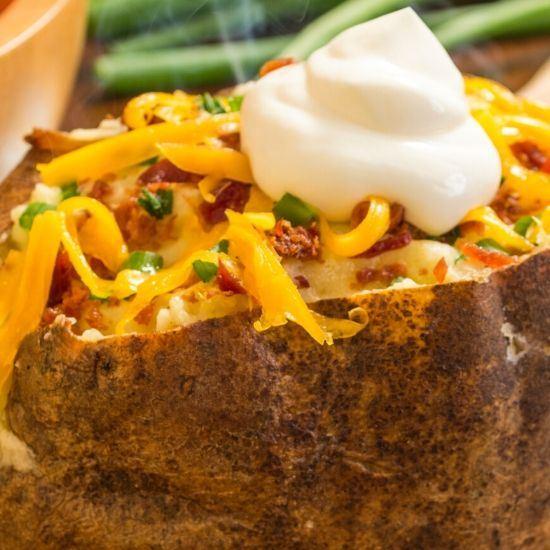 Billie's Baked Potato