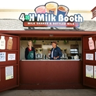 4-H Milk Booth
