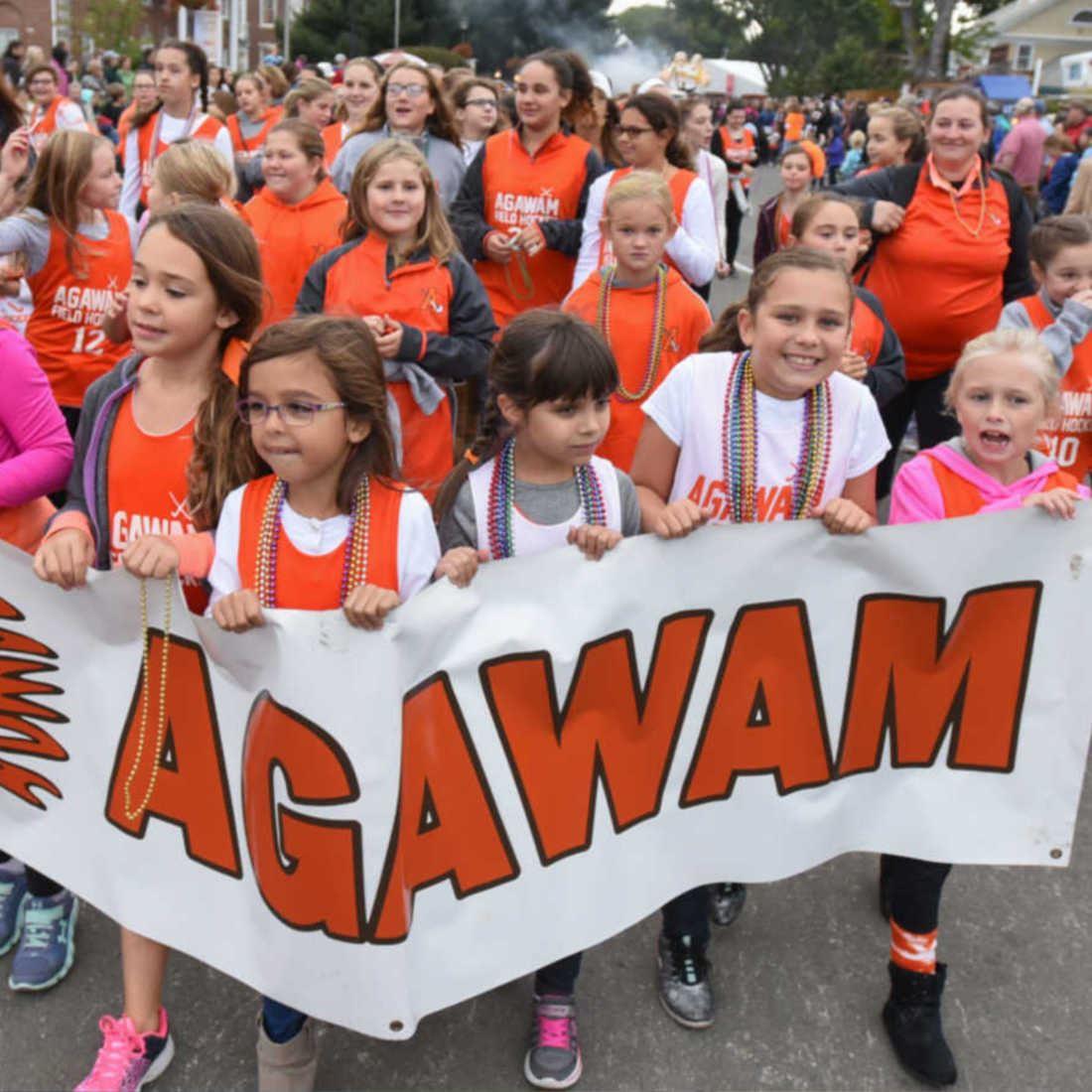 Salute to Agawam