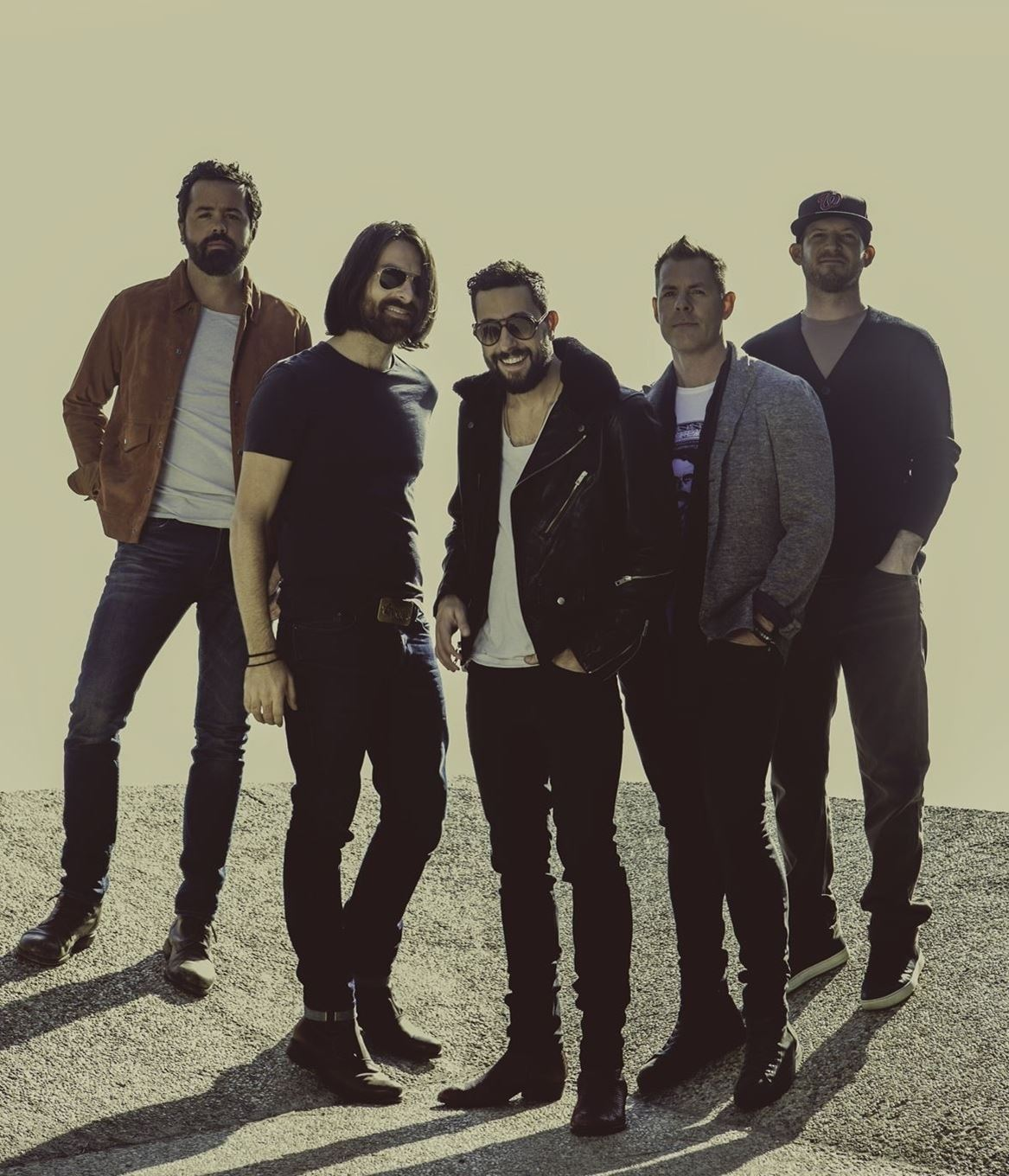 Old Dominion - Happy Endings World Tour