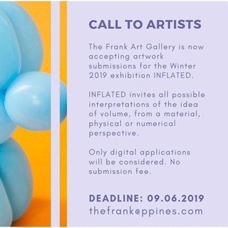 Art Submissions and Exhibition Proposals