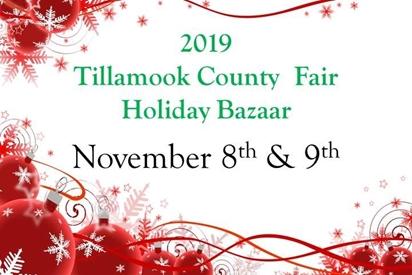 Portland Christmas Bazaar 2019.Tillamook County Fair