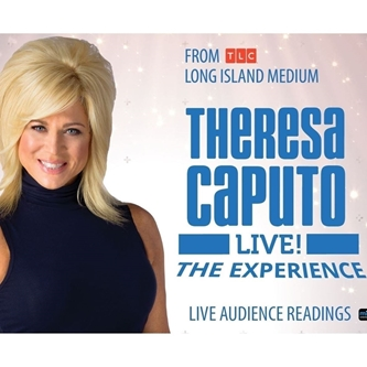 Theresa Caputo Live! The Experience - Topeka Performing Arts Center