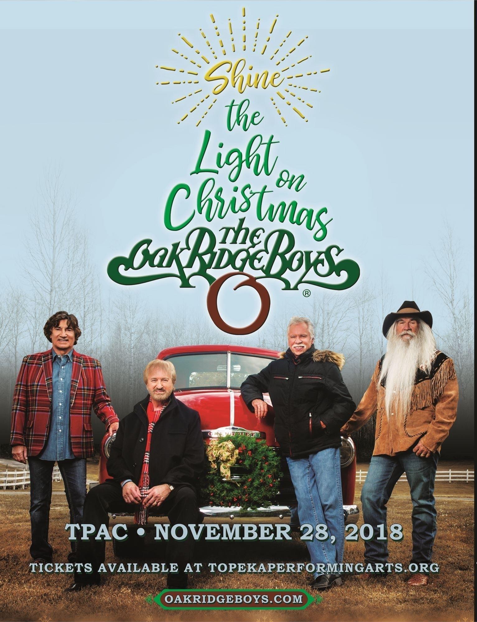 Oakridge Boys: Shine the Light on Christmas