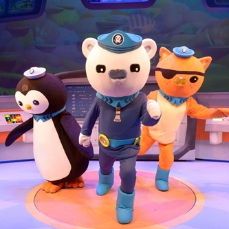 The Octonauts Dive into First U.S. Theatre Tour