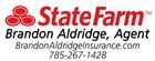 State Farm Brandon Aldrifge Agent