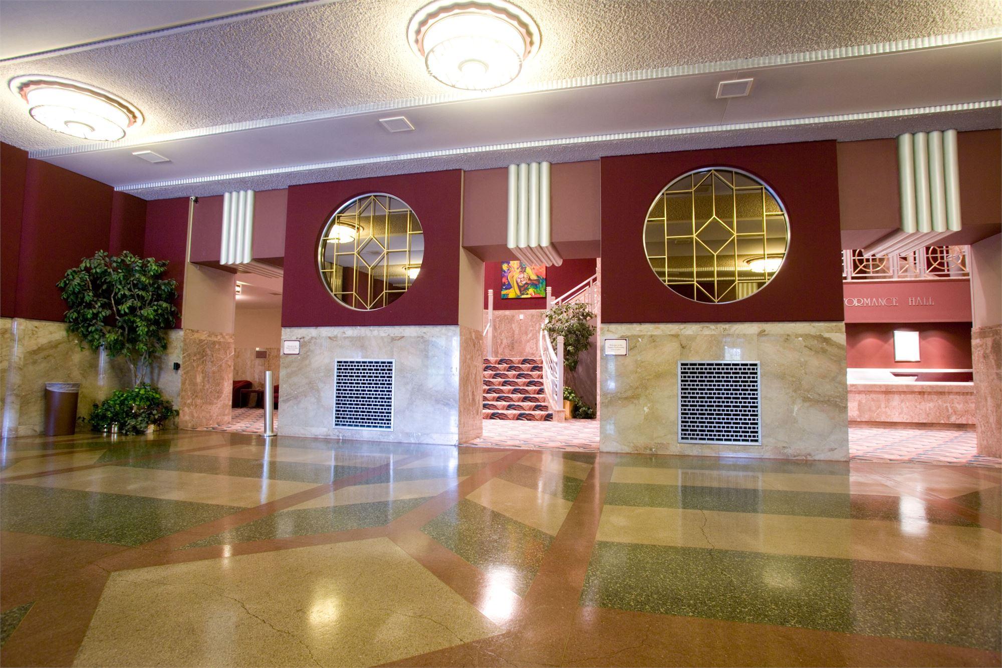 Grand Foyer Lobby