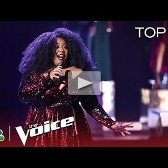 KYLA JADE: The Voice Top 10