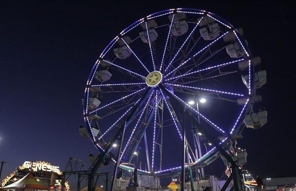 Amarillo Tri State Fair 2020.History