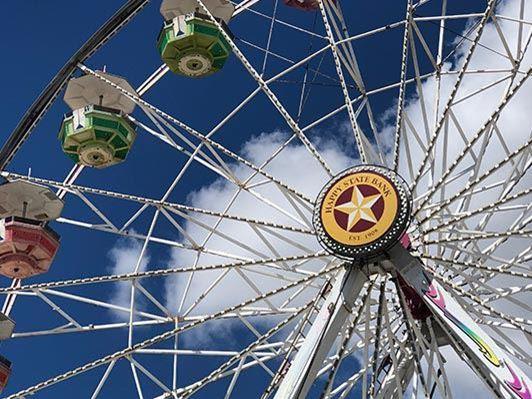 Tri-State Fair & Rodeo, Amarillo, Texas