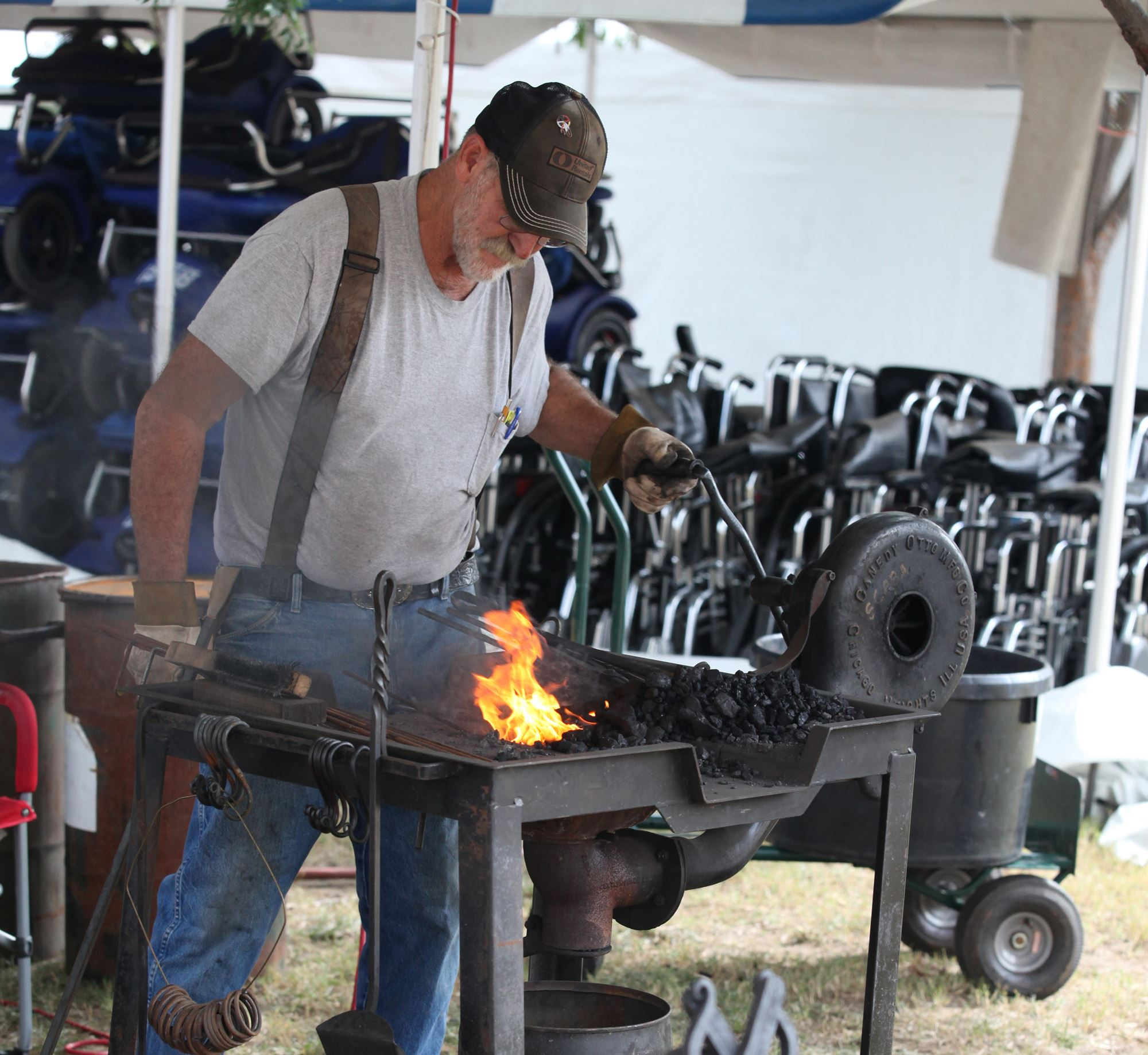 Saltfork Blacksmith
