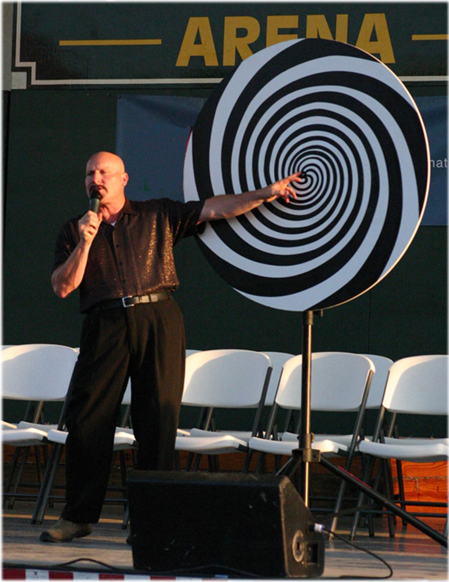 Ron Diamond Hypnotist