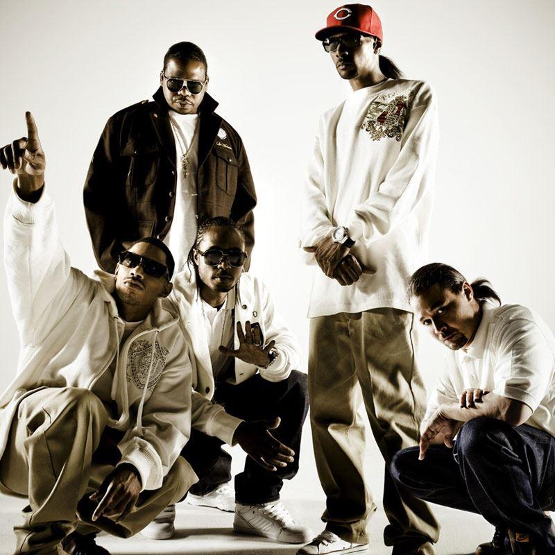 8pm - Bone Thugs-N-Harmony