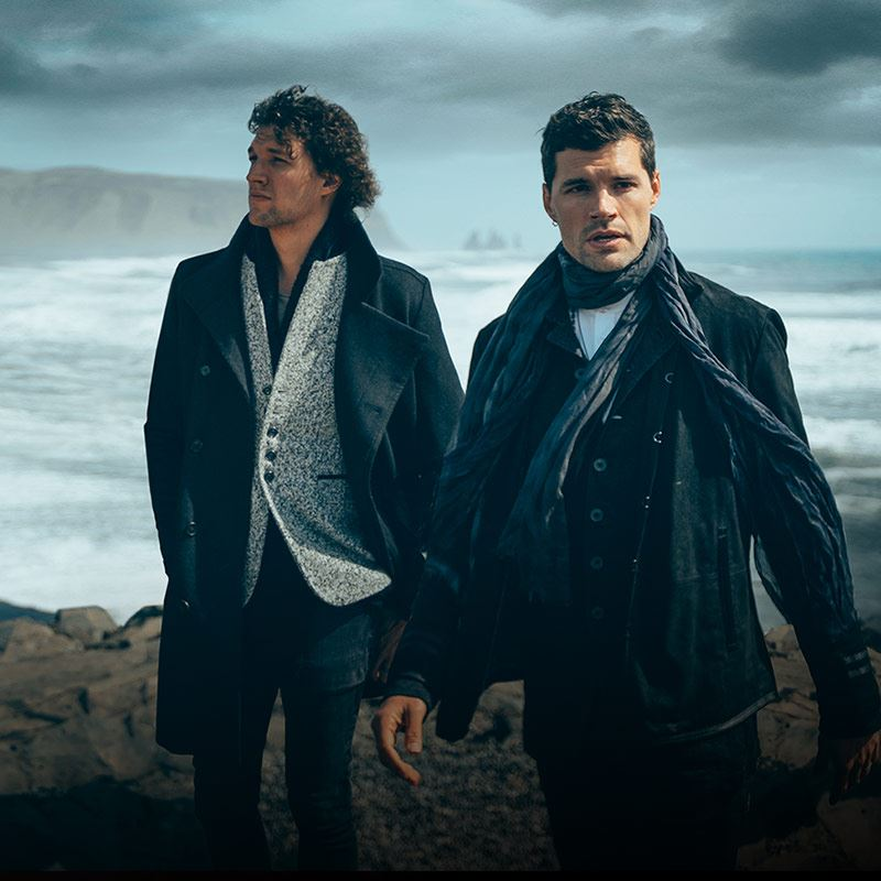 8pm - For King & Country Ft. Emily Faith