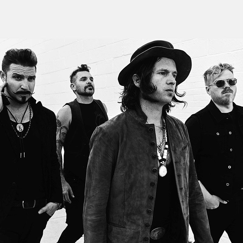 8pm - Rival Sons