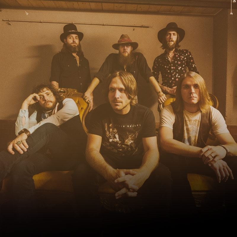 Whiskey Myers - 8pm