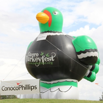 The 39th Annual Cuero Turkeyfest