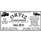 Ortiz Construction