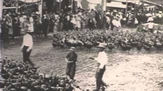 History of the Cuero Turkey Trot