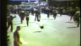 The Great Gobbler Gallop 1982: News Segment Featuring Worthington and Cuero