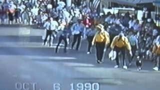 The Great Gobbler Gallop 1990: Cuero Turkeyfest