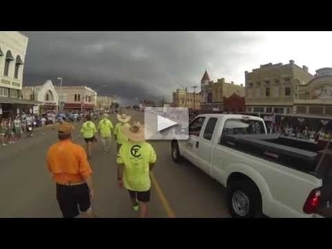 2014 Great Gobbler Gallop: Second Heat