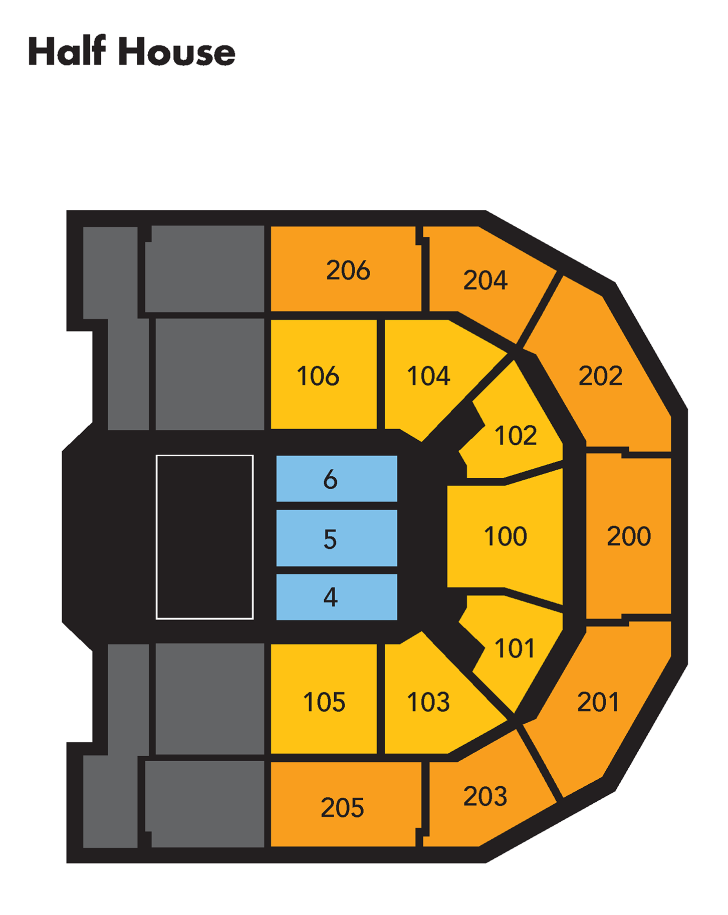 Umbc Event Center Seating Charts
