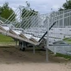Portable Bleachers, Tables/Chairs, other Items