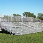 Large Bleachers