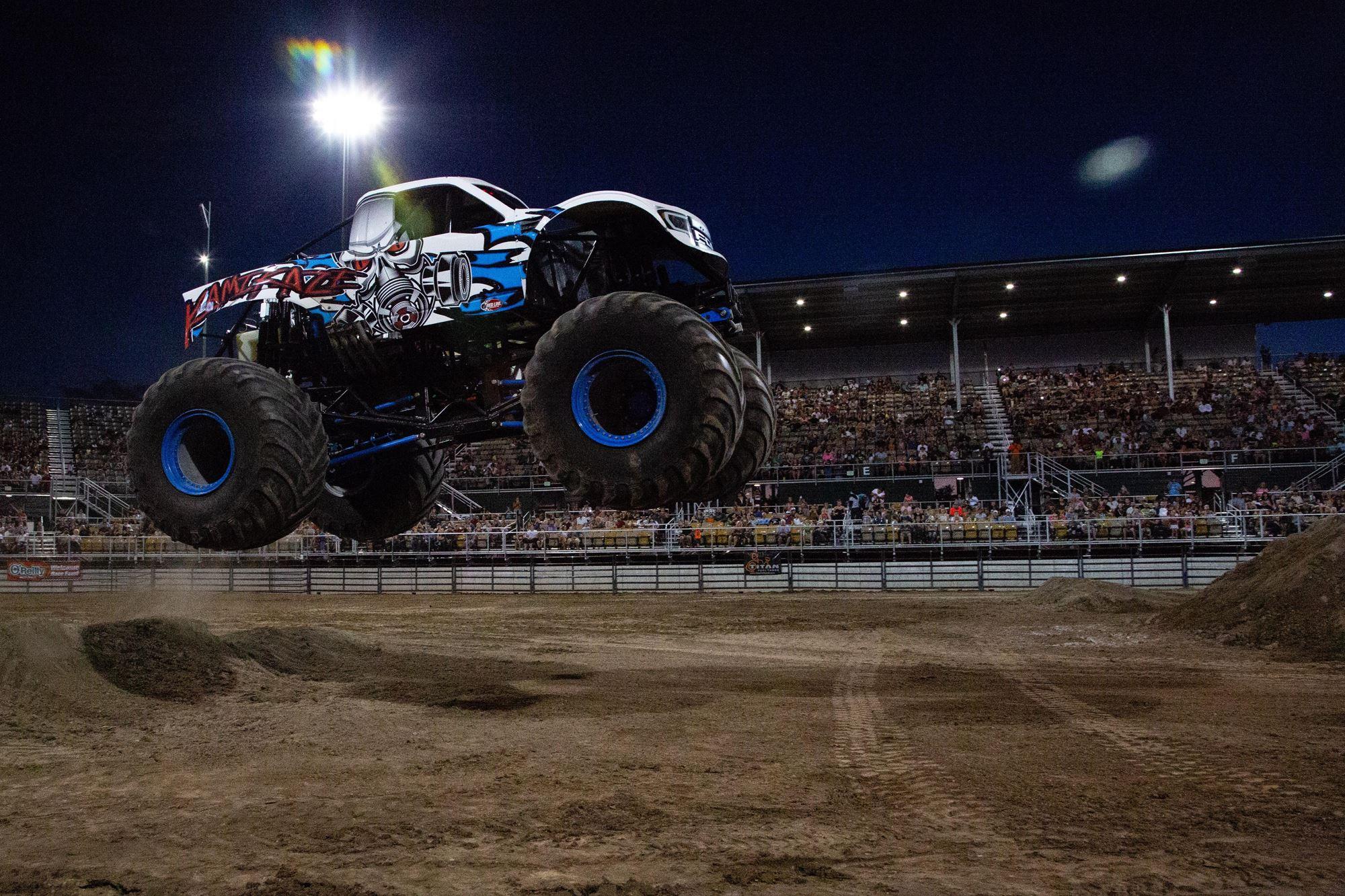 Monster Truck Insanity