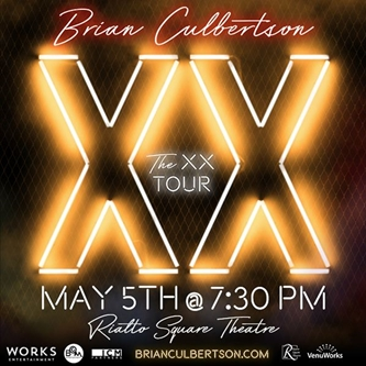 Brian Culbertson's The XX Tour Just Announced at Rialto Square Theatre