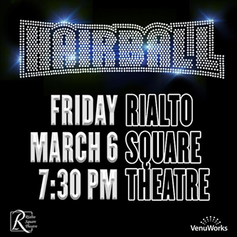 Back by popular demand, HAIRBALL returns to rock the Rialto Square Theatre this March