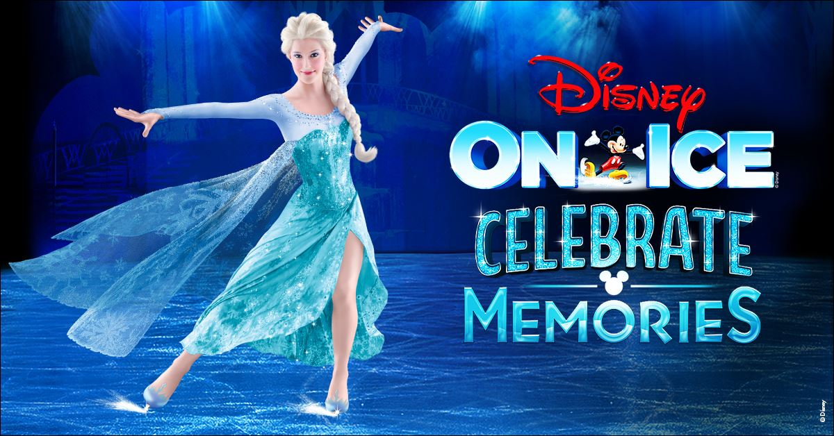 Disney On Ice Presents Celebrate Memories