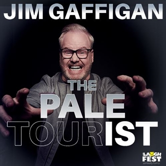 "Jim Gaffigans ""The Pale Tourist"" Tour Opens the 10th Year of Gilda's Laughfest"