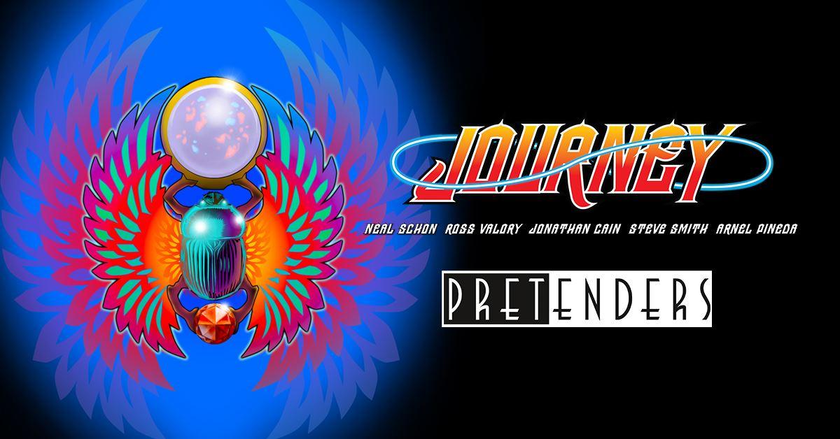 Van Andel Events 2020.Journey With Pretenders