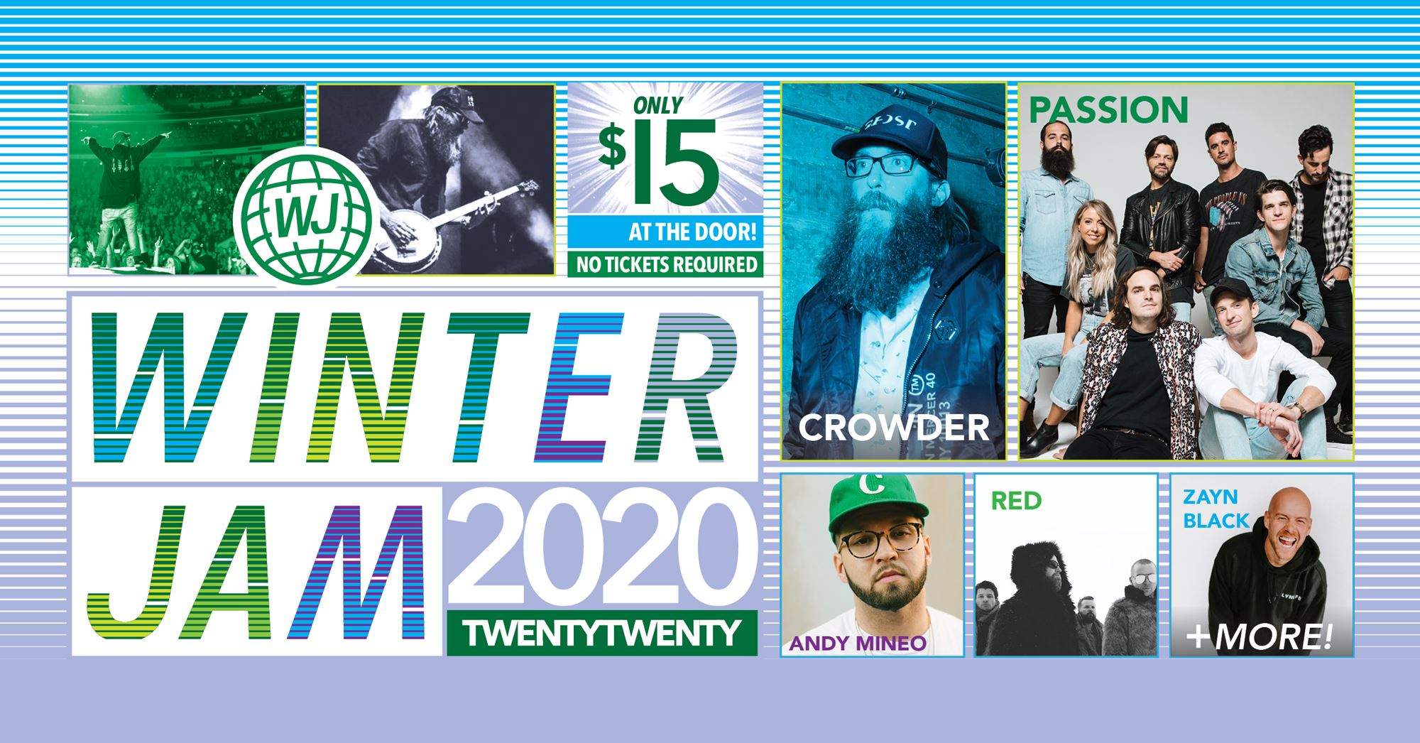 Winter Jam 2020.Winter Jam Tour Spectacular