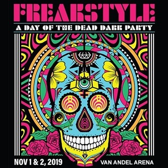 Bassnectar Freakstyle: A Day in the Dead Dark Party