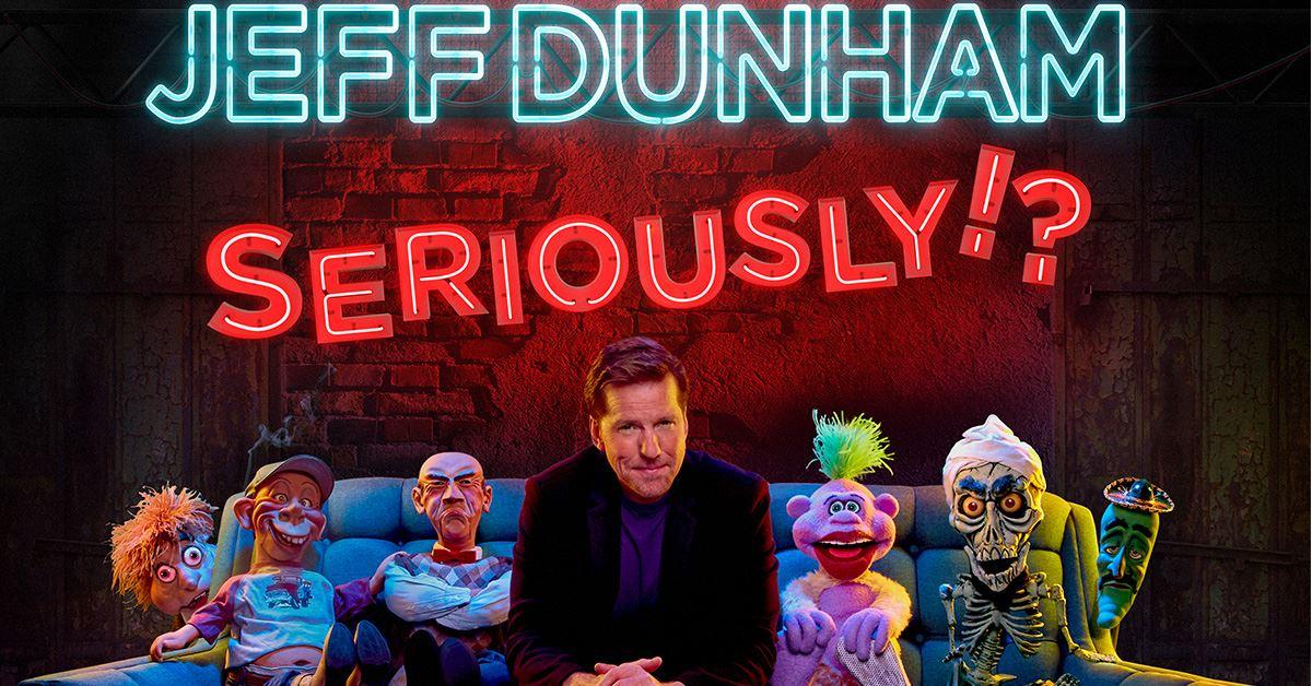 Jeff Dunham Seriously