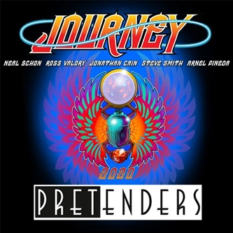 Journey Sets Extensive 2020 North American Tour With The Pretenders